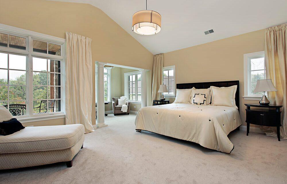 Qual é o melhor revestimento para o quarto?